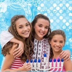 Icon of Mackenzie, Maddie and Kendall!!! Made by me!!! For Marissa!!!