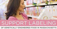Support the Massachusetts GE Labeling Bill!