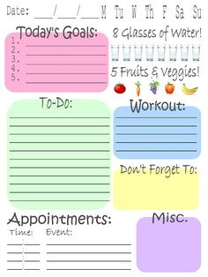Useful planners