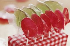 Homemade lollipops main image  Cant wait to do this one. Bought my sticks today. now to decide the colours and flavours!