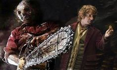 Texas Chainsaw Cuts the Hobbit from Box Office Spot Hobbit Bilbo, Bilbo Baggins, The Hobbit, Texas Chainsaw 3d, 3d Cuts, Digital History, Box Office, Third, Horror