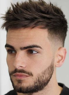 Are you searching for the most popular men's hairstyles? See this collection… Are you searching for the most popular men's hairstyles? See this collection and get inspired by these fantastic men's hairstyle and haircuts to create in year Popular Mens Hairstyles, Cool Hairstyles For Men, Popular Haircuts, Hairstyles Haircuts, Haircuts For Men, Braid Hairstyles, Vintage Hairstyles, Men Hairstyle Short, Men Haircut Short