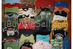 Pojkkläder storlek 86-92  To check the price, click on the picture. For more products for children visit http://www.ibuywesell.com/en_SE/category/Children/607/.  #children #clothes #t-shirt