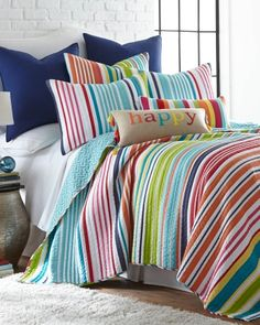 Shop For Quilt Bedding, Designer Quilt Sets And More. Find Great Everyday  Values At Discount Prices From Stein Mart.