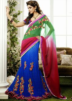 Indian Fashion Sari