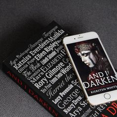 Final read of the month is an ARC of And I Darken by Kiersten White sent by the heroes at @penguinrandomhouse  I am absolutely loving this Fantasy/Historical Fiction reimagining of the tale of Vlad the Impaler so far hoping to wrap it up this evening. I'll be posting a review closer to the publication date definitely one to get excited about I think! For those interested the synopsis is below..  No one expects a princess to be brutal. And Lada Dragwyla likes it that way. Ever since she and…