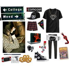 emo clothing