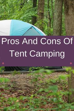 When camping, you should always plan your excursions ahead of time. You need to prepare for your adventure and pack the things that you might need while staying in the wild!
