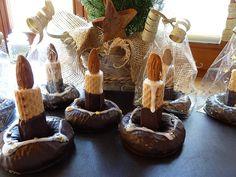 Lebkuchen - Kerze 5