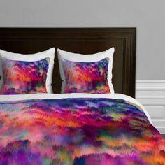 aj's next gift.. Tie Dyed Queen/Full Duvet Cover. 9.99, via ...