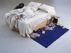 View My Bed by Tracey Emin on artnet. Browse more artworks Tracey Emin from Saatchi Gallery. Saatchi Gallery, Galerie Saatchi, Louise Bourgeois, Cindy Sherman, Tracey Emin Bed, Women Artist, Unmade Bed, Instalation Art, Nan Goldin