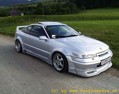 OPEL CALIBRA - thats how mine looked like, just white instead of silver...miss it