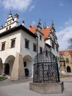 Slovakia, Levoča - Cage of Shame