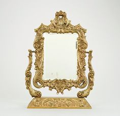 Espelho em bronze de finais do sec.19th, 45cm de altura, 1,390 USD / 1,280 EUROS / 5,260 REAIS / 8,830 CHINESE YUAN soulcariocantiques.tictail.com