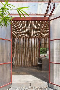 Low Cost House, by VO TRONG NGHIA ARCHITECTS Dongnai, Viet Nam