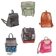 Good objects - Backpack essentials #backpack #essentials #goodobjects