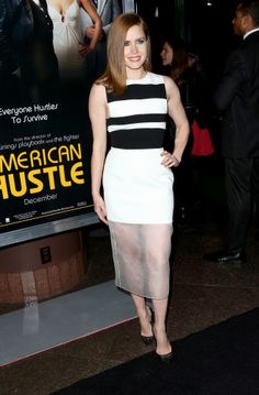 Amy Adams: The Red Carpet Fashion Choices of the 'American Hustle' Star - NYTimes.com