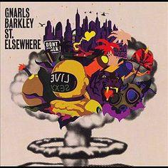 Gnarls Barkley St Elsewhere (w Dvd) (dlx) Album Cover, Gnarls Barkley St Elsewhere (w Dvd) (dlx) CD Cover, Gnarls Barkley St Elsewhere (w Dvd) (dlx) Cover Art Gorillaz, St Elsewhere, Crazy Gnarls, Gnarls Barkley Crazy, Boogie Monster, Monster Track, Goodie Mob, Daddy Go, Corinne Bailey Rae