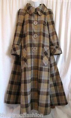Vintage 60's Biba Coat