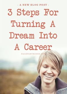 Punch fear in the face! Chase your dream. Steps for Turning a Dream Into a Career) Dream Career, Chase Your Dreams, Business Inspiration, Read Later, Career Advice, Professional Development, Things To Know, Live For Yourself, Good To Know
