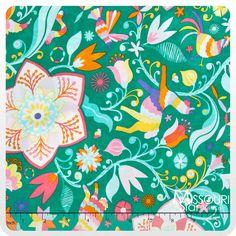 Daydream - Arcadia Jade Yardage - Kate Spain - Moda Fabrics
