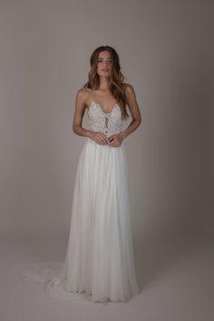 Bride by Sarah Seven - The Romantics Collection - Whitman gown #sarahseven #sarahsevenloveclub #bridal