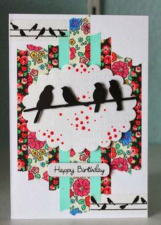 De Kaartenkraam: Vogeltjes