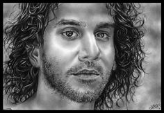 Naveen Andrews-Sayid from Lost by Zindy.deviantart.com on @deviantART