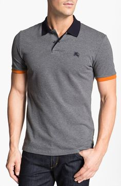Burberry Brit 'Weaver' Polo | Nordstrom