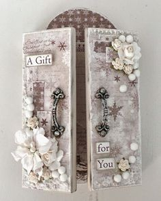 Ingrid's place: a gift for you *Maja design*