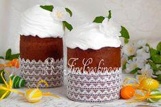 Шоколадный кулич - рецепт с фото