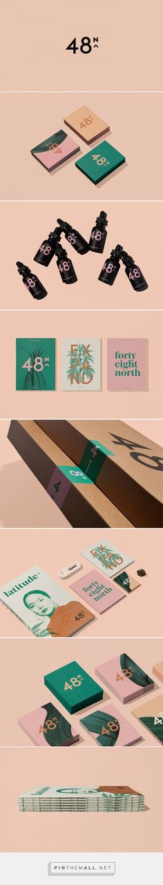cannabis company branding by Blok Design Brand Identity Design, Stationery Design, Corporate Design, Graphic Design Typography, Design Agency, Branding Design, Branding Agency, Business Branding, Brand Packaging