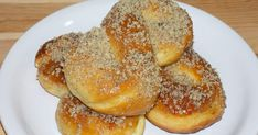 Croissant, No Cook Meals, Bagel, Fries, Cooking Recipes, Sweets, Bread, Baking, Food