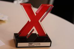 TEDxer's honor their speakers with photos, awards, videos, links to resources, sharing their ideas broadly.