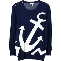 Joie Valera Sweater found on Polyvore
