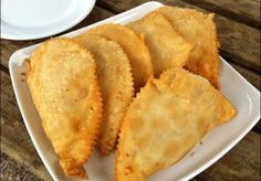 Recetas Chilenas - Empanadas de Machas Fritas