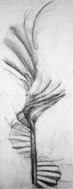 """Metamorphosis,"" 18x48 in. Sarah Szabo (2010)"