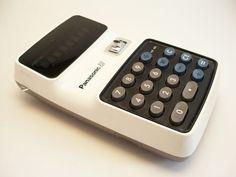 Panasonic JE-850U