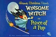 Winsome Witch, The Pictures @ Toonarific Cartoons