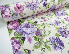 Big Violet Flowers - 280cm - Colectie limitata!!!