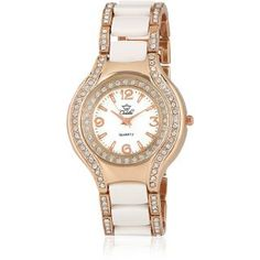 Christie W-CH-006 Women Analog Watch Add a touch of timeless appeal to casual attires with this elegant timepiece from Christie Brand: Christie Watch Specification Display: Analog Ideal For: Women Feature:Water Resistant Occasion: Casual Body Features Strap Material: Metal Strap Color:Dual-Tone https://play.google.com/store/apps/details?id=com.womensdeals.womensdeals