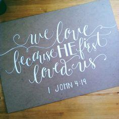 ah.mazing handwriting & lovely verse - studioalbers.com