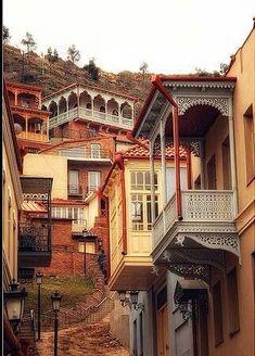 Old Tbilisi   Georgia (Country)   საქართველო