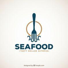 Restaurante Mariscos Brasil Logo Vector (.CDR) Free Download