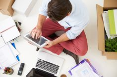 Five Ways to Design a Mobile Office