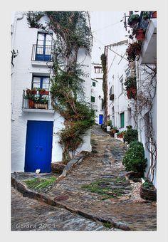 Cadaques (Dali's birthplace)