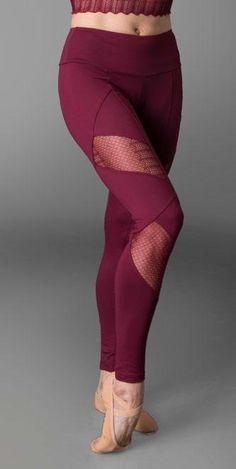 Pre-order Sara Mearns So Danca Adult Leggings  RDE-1796  Microfiber Available in 5 Colors