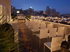 Hotel Adagio Marriott San Francisco Wedding Venues 94102