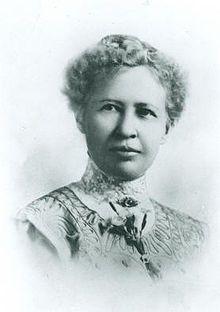Mary Irene Stanton, founder of the El Paso Public Library in El Paso, TX.