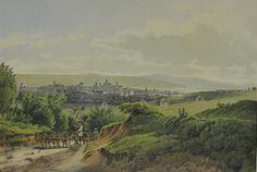 Košice 1850 - Stránka o šľachtických rodoch